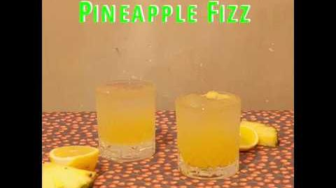 How to Make the Pineapple Fizz