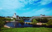 NORTH ESTONIA Narva stronghold