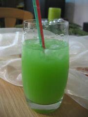 Cocktail emerald dream