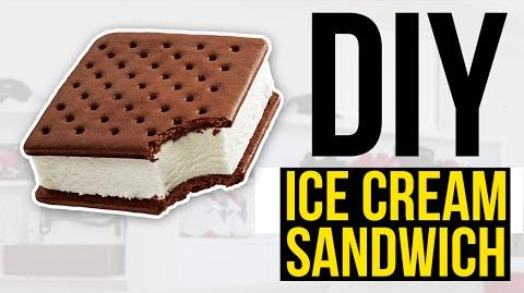 How to Make Ice Cream Sandwich