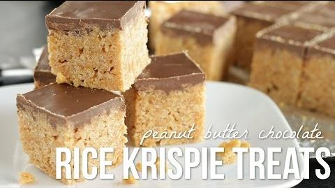 How to Make the Peanut Butter Crispies