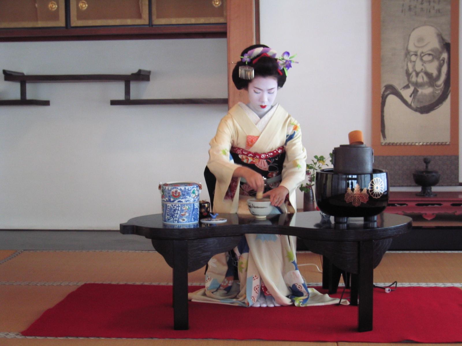 Full Japanese tea ceremony (chaji)   Recipes Wiki   FANDOM