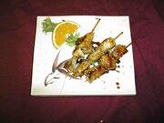 Chicken Yakitori Skewers
