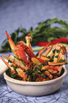 Lagoon Crab Curry