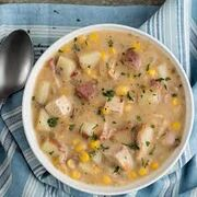 Turkey Chowder