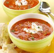 Red Lenti Soup