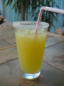 Cocktail wodkafizz