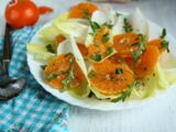 Belgian Endive and Orange Salad with Mango Vinaigrette