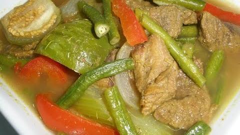 Lemongrass Beef Soup