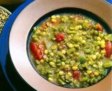 Mexican Split Pea Soup