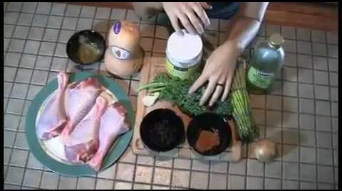 Easy Cheap Recipes - Paleo Recipe Jurassic Turkey Legs