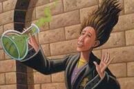 Hair-Rising Potion