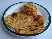 Indian Scrambled Eggs