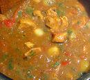 Goan-style Chicken Vindaloo