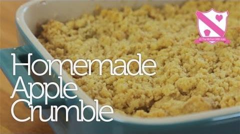 How to Make the Irish Apple Crumble