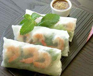 Shrimp-Spring-Rolls