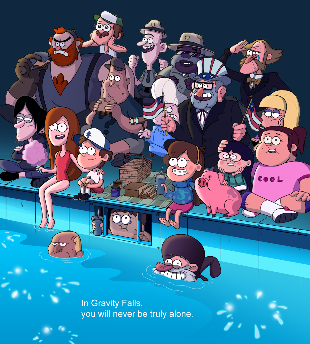 image gravity falls the deep end by markmak d60rlti png recipes