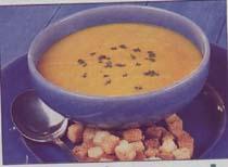 Celeriac and Carrot Soup