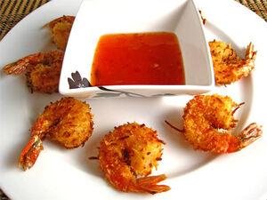 Coconut Shrimp Circular 500