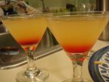 Pineapple Upside-down Cake Drink
