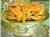 Flash-fried Moroccan Chicken