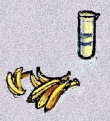 Vera's Banana Milkshake