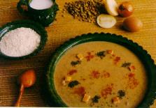 Cream of Green Lentil