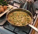 Low-fat Zucchini Frittata