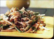 Daikon Radish With Chicken-Korean Style