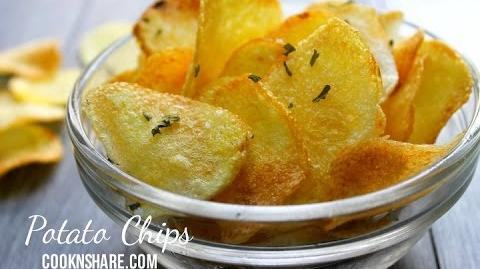 How to Cook Potato Chips