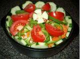 Jamaican Garden Salad