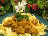 Authentic Hungarian Goulash