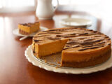 Coffee-Caramel Cheesecake