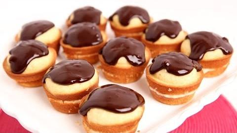 How to Make the Boston Cream Cupcakes
