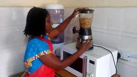 How to Make the Cameroonian Peanut Soup