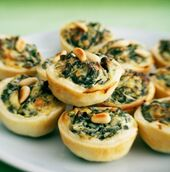 Mini Quiche Crop