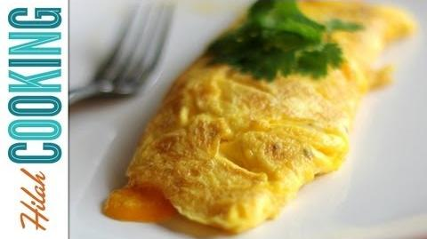 How to Cook the Cheese Omelet