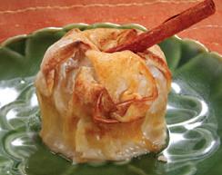 Apple-dumpling