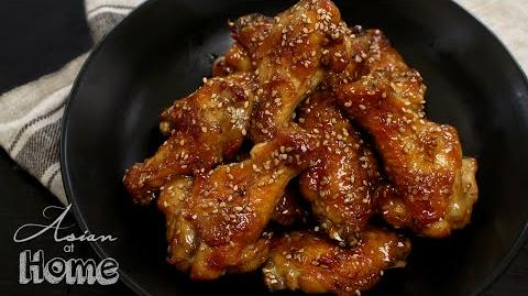 How to Cook Sesame Chicken Wings
