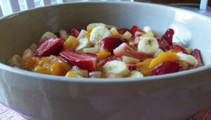 Peach fruit salad4 final