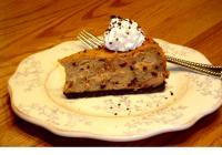 Cappaccino cheesecake
