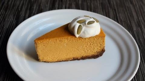 How to Make the Pumpkin Cheesecake