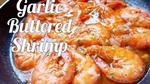 How to Cook the Garlic Butter Shrimp