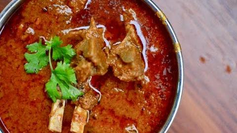 How to Cook the Mutton Curry