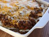 Burrito Supreme Casserole