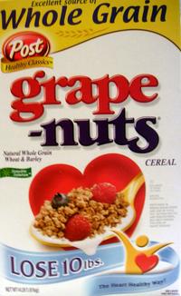 Grape-nuts