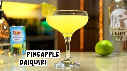 Pineapple Daiquiri