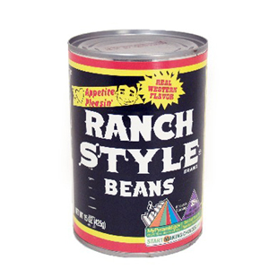 Ranch-style beans