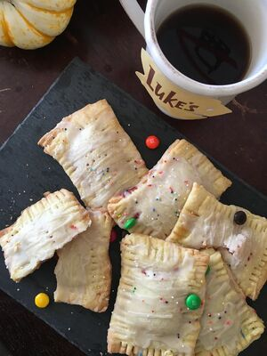 Strawberry pop tarts 2