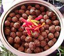 Stuffed Meatballs